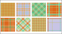Plaid pattern 01 - vector material