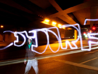 ~Light graffiti~NO.2